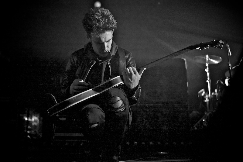 BRMC-Gregg-Greenwood-6 Black Rebel Motorcycle Club - Terminal 5 terminal 5 black rebel motorcycle club