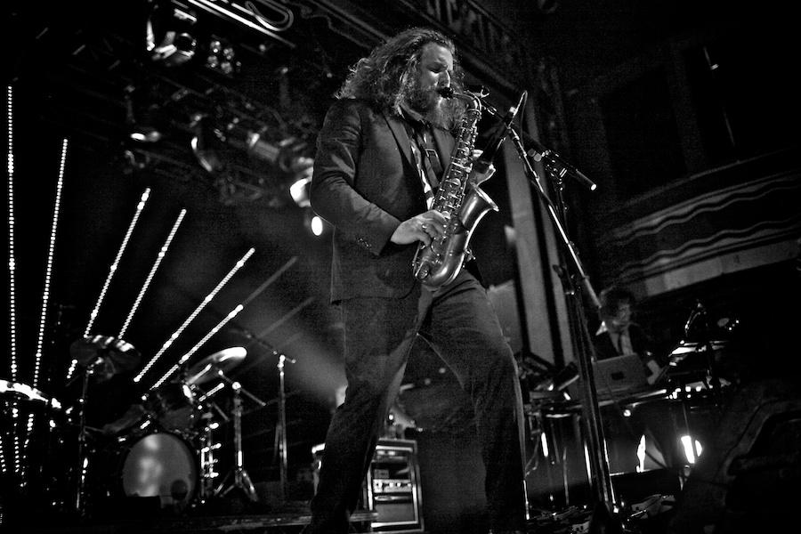 Jim James - Webster Hall - April 29 3013 - ©Gregg Greenwood (11)