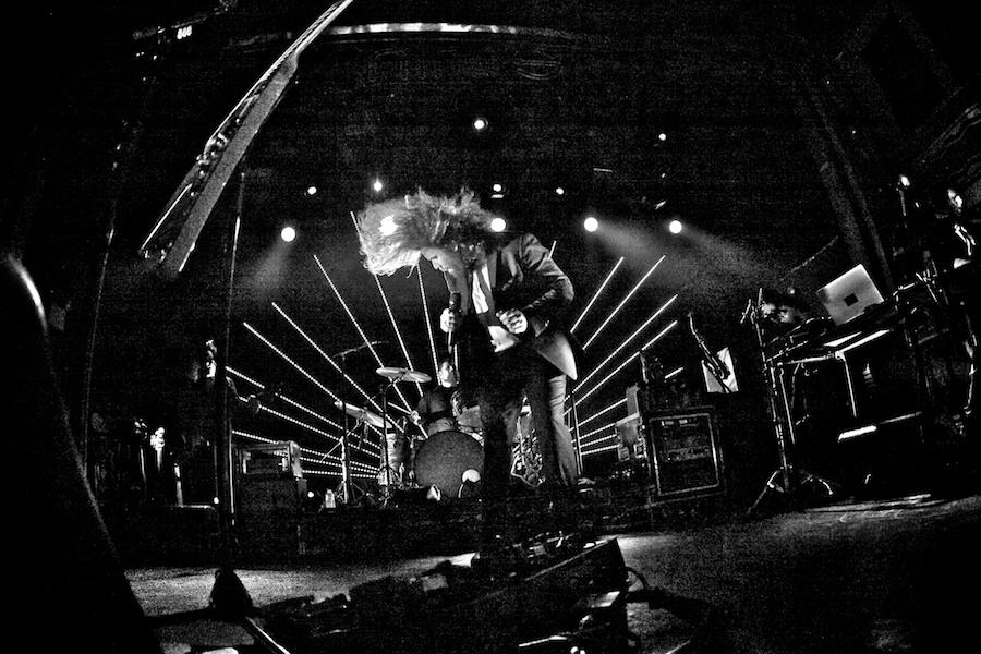 Jim James - Webster Hall - April 29 3013 - ©Gregg Greenwood (8)