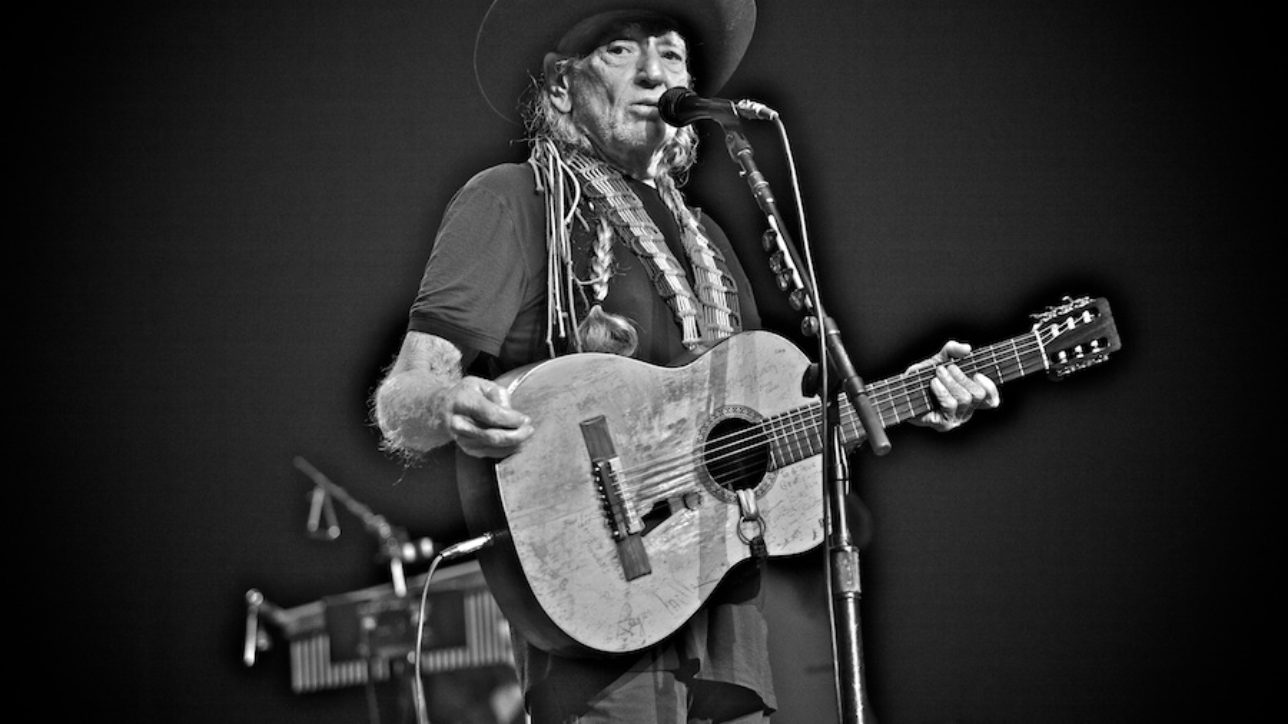 Willie Nelson Live at Radio City Musichall - ©Gregg Greenwood