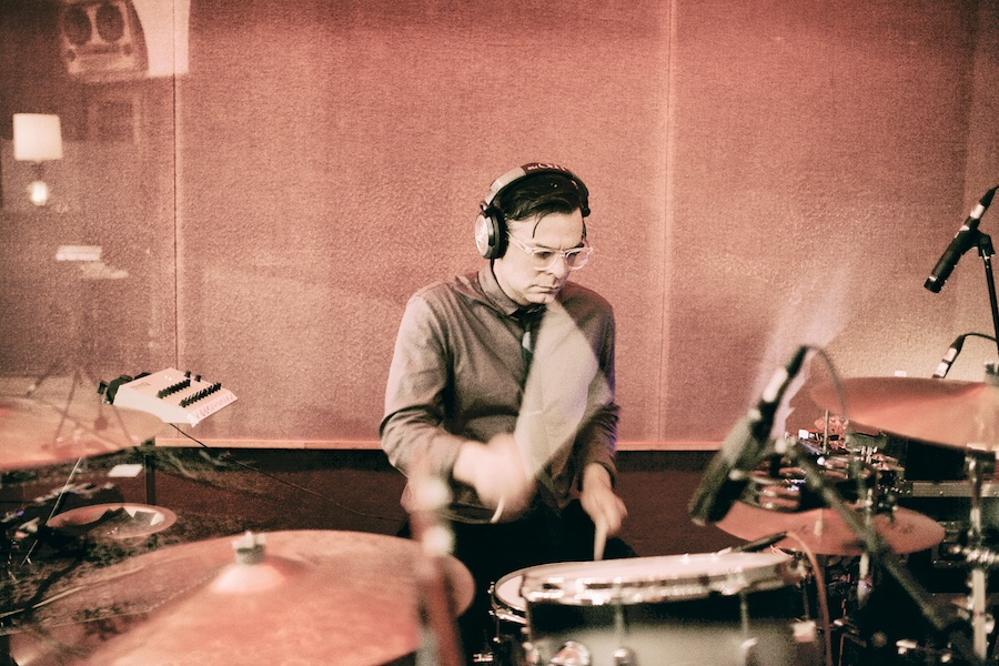 interpol-gregg-greenwood-8 Interpol at Electric Lady Studios NYC spotify recording studio interpol electric lady studios