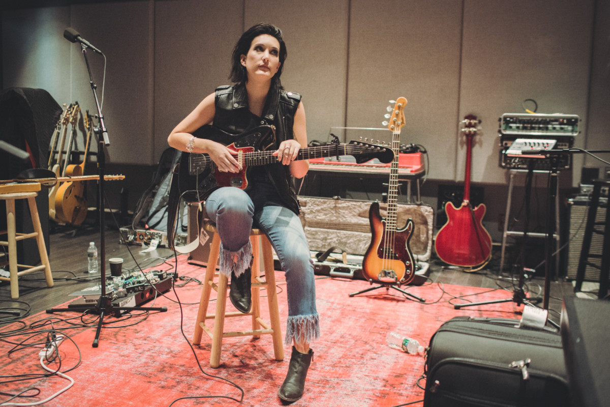 IMG_1414 Aubrie Sellers spotify singles spotify recording studio aubrie sellers