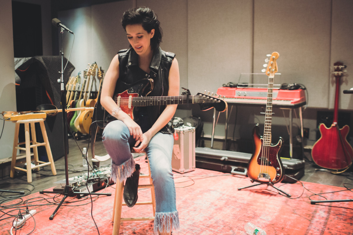 IMG_1431-1 Aubrie Sellers spotify singles spotify recording studio aubrie sellers