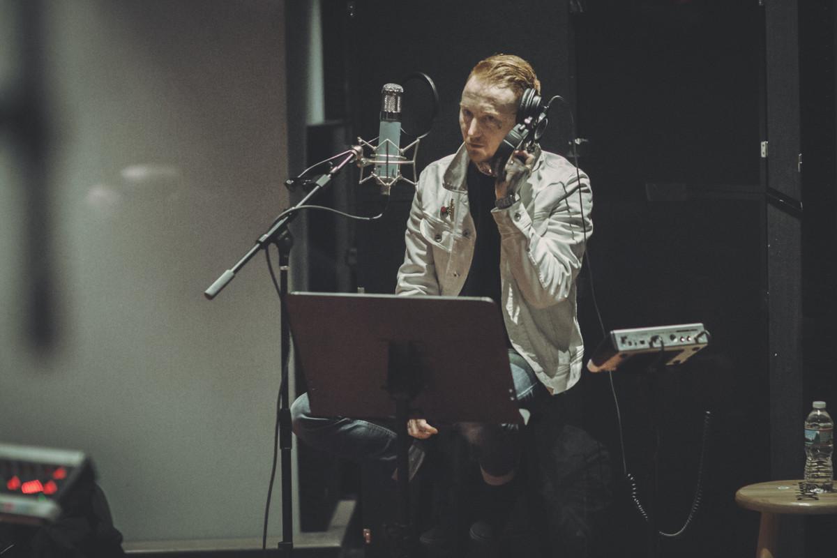 IMG_1797 Frank Carter spotify singles spotify recording studio frank carter