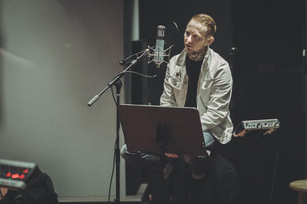 IMG_1802 Frank Carter spotify singles spotify recording studio frank carter