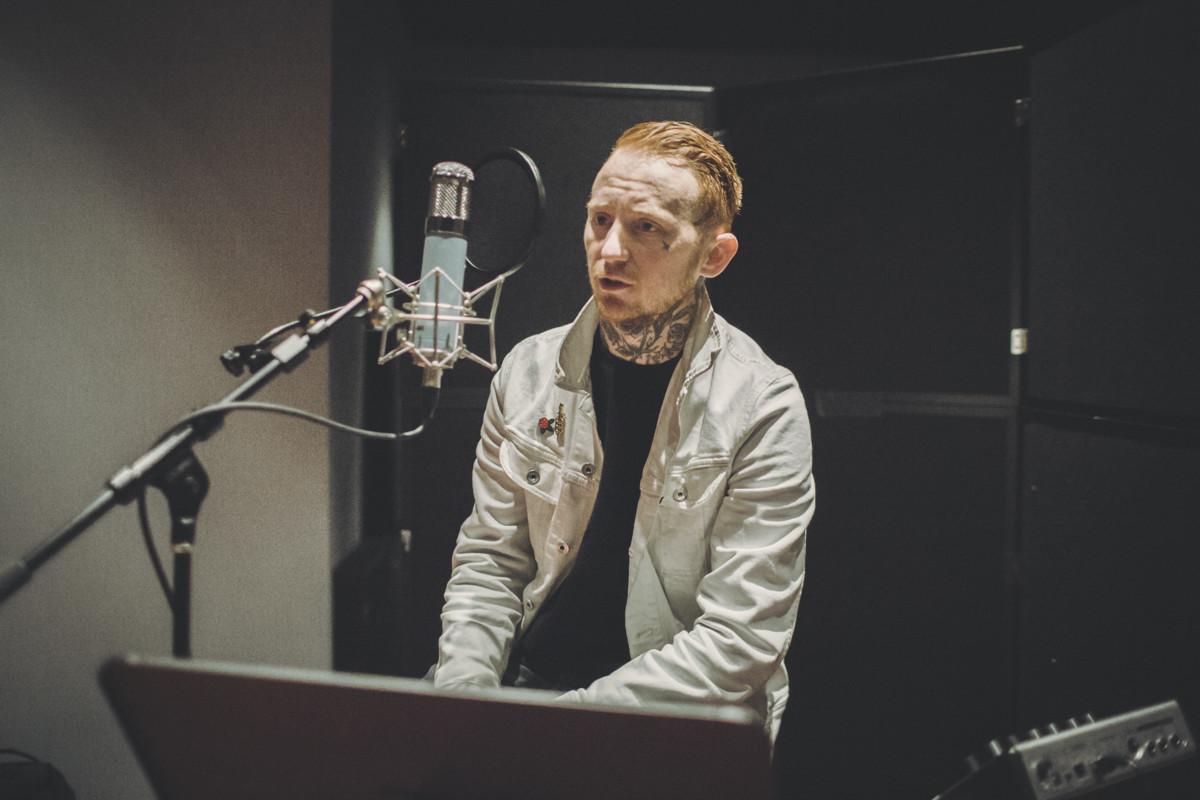 IMG_1833 Frank Carter spotify singles spotify recording studio frank carter