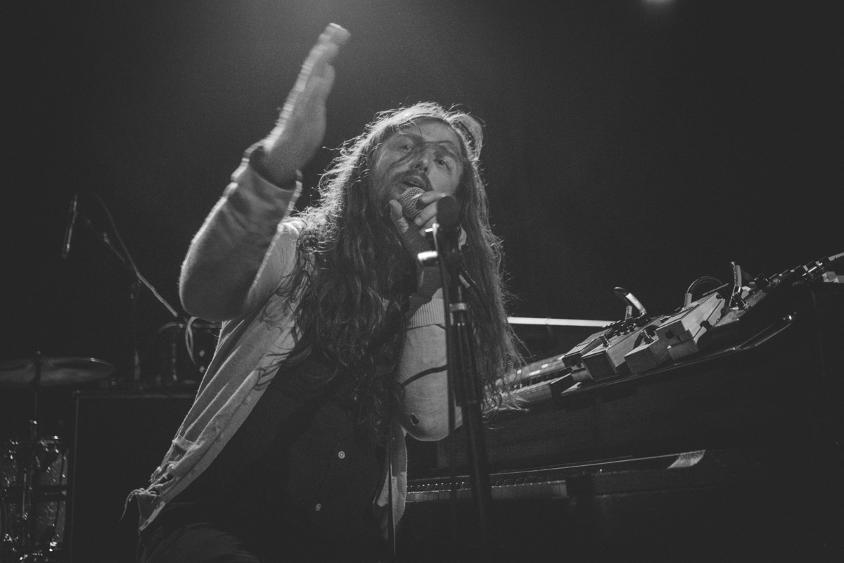IMG_2524 J Roddy Walston and the Business music hall of williamsburg J Roddy Walston bowery presents