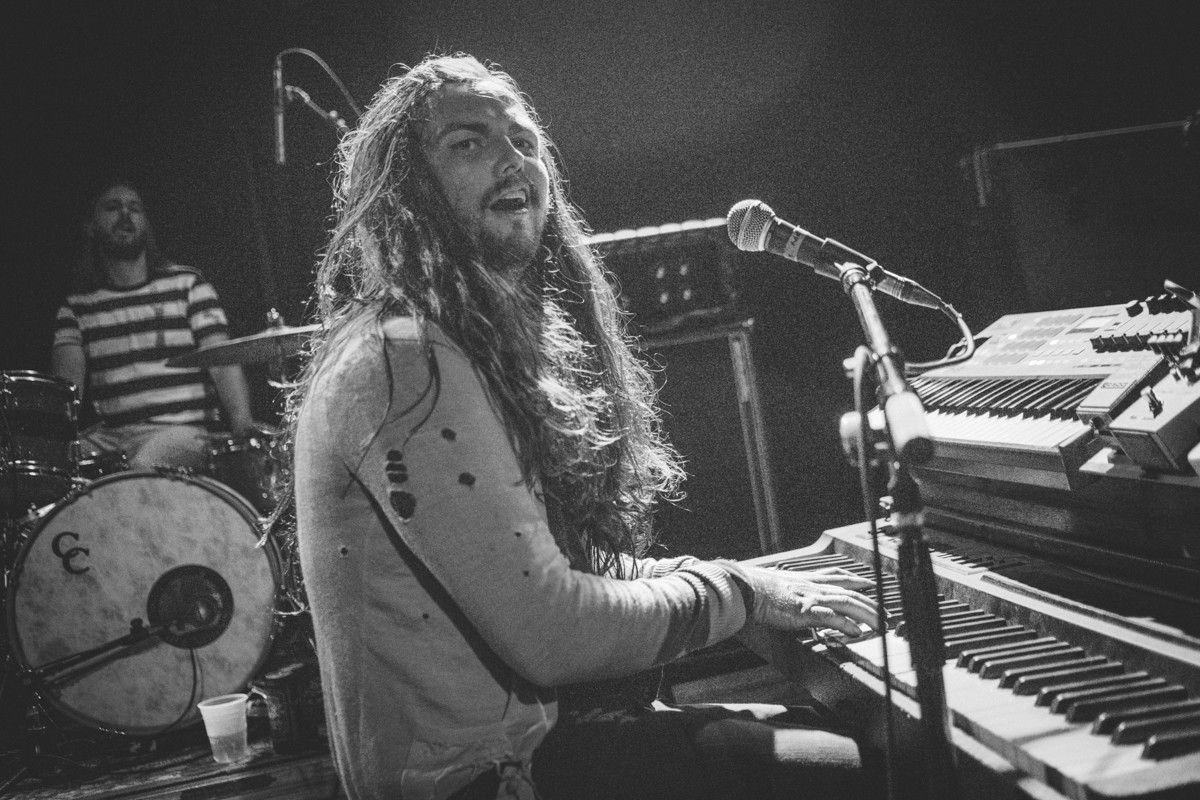 IMG_2635 J Roddy Walston and the Business music hall of williamsburg J Roddy Walston bowery presents