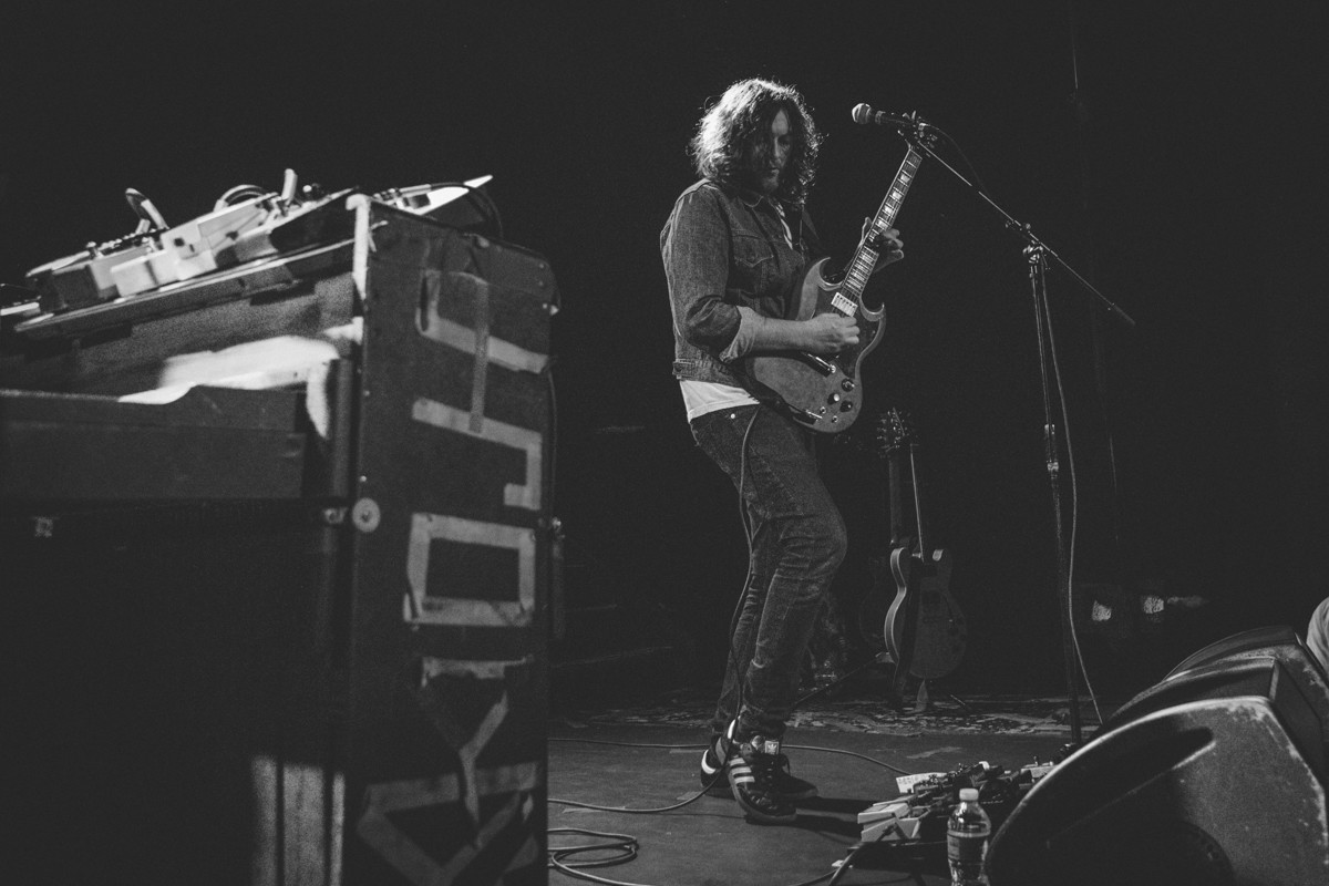 IMG_3032 J Roddy Walston and the Business music hall of williamsburg J Roddy Walston bowery presents