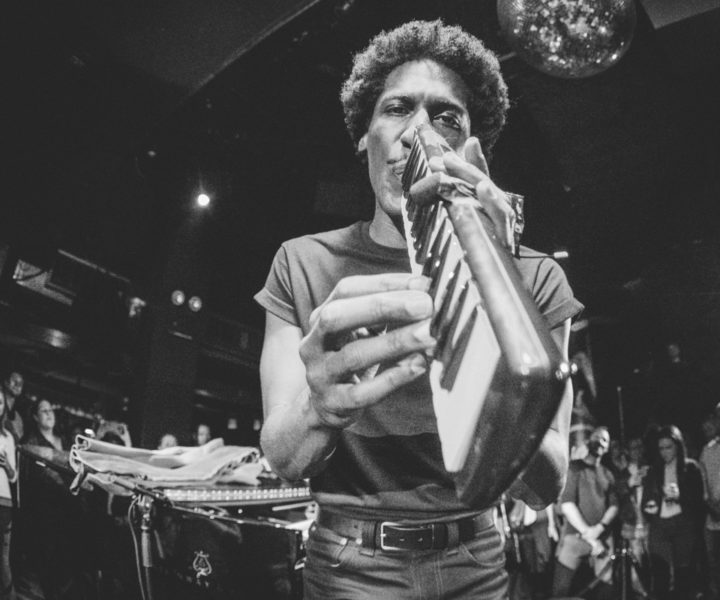 Jon Batiste at Le Poisson Rouge NYC