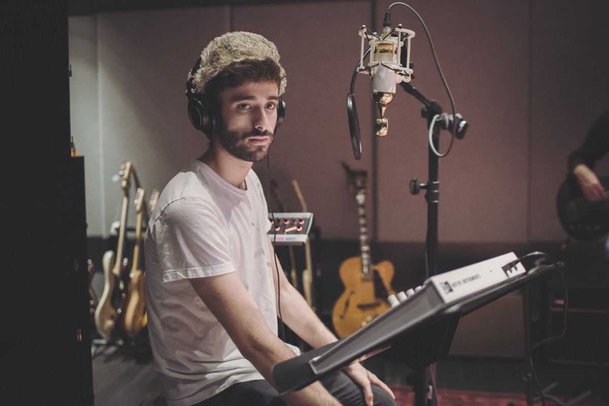IMG_4593 AJR spotify singles spotify recording studio AJR