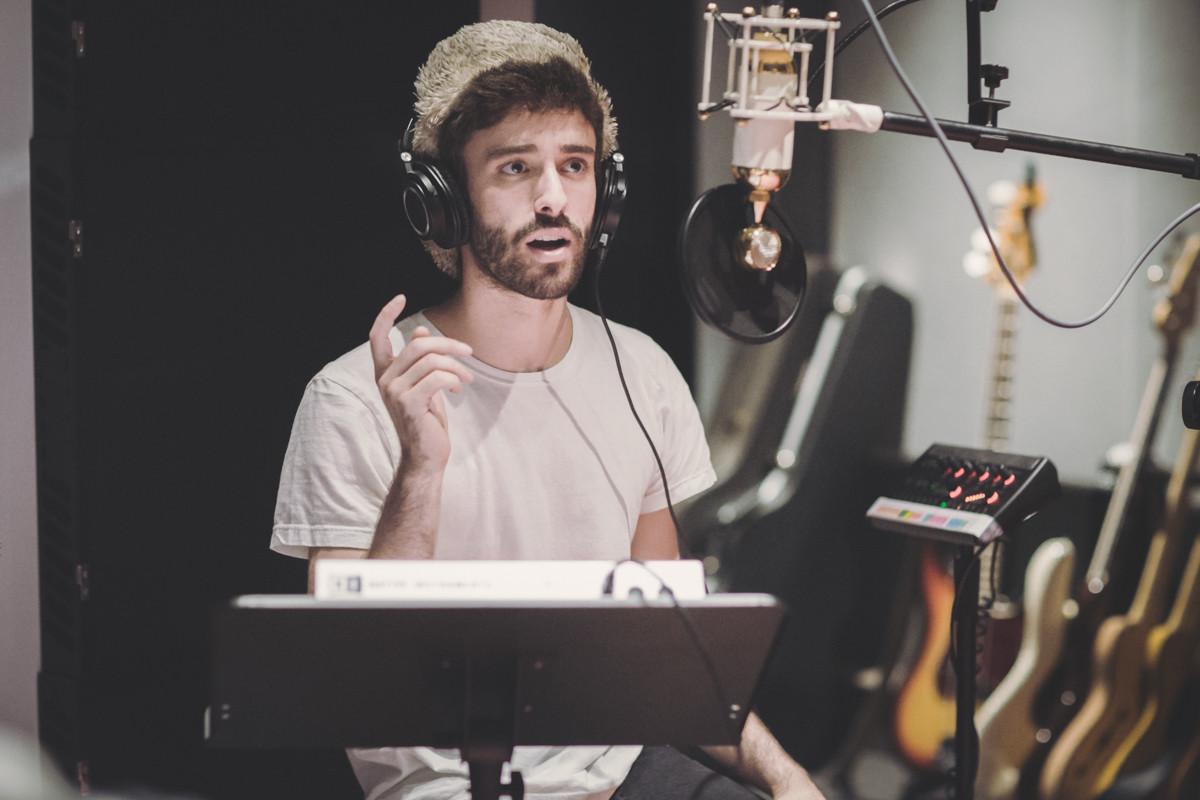 IMG_4670 AJR spotify singles spotify recording studio AJR