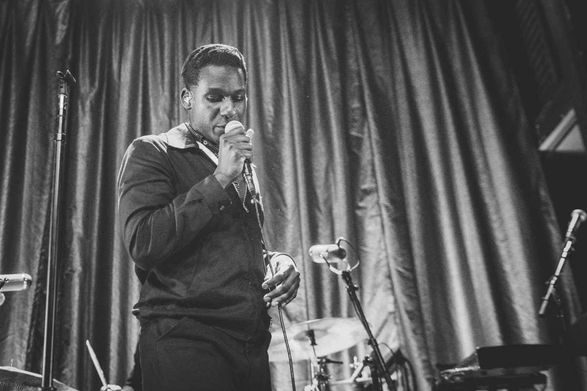 IMG_6317 Leon Bridges - Rough Trade NYC rough trade leon bridges bowery presents