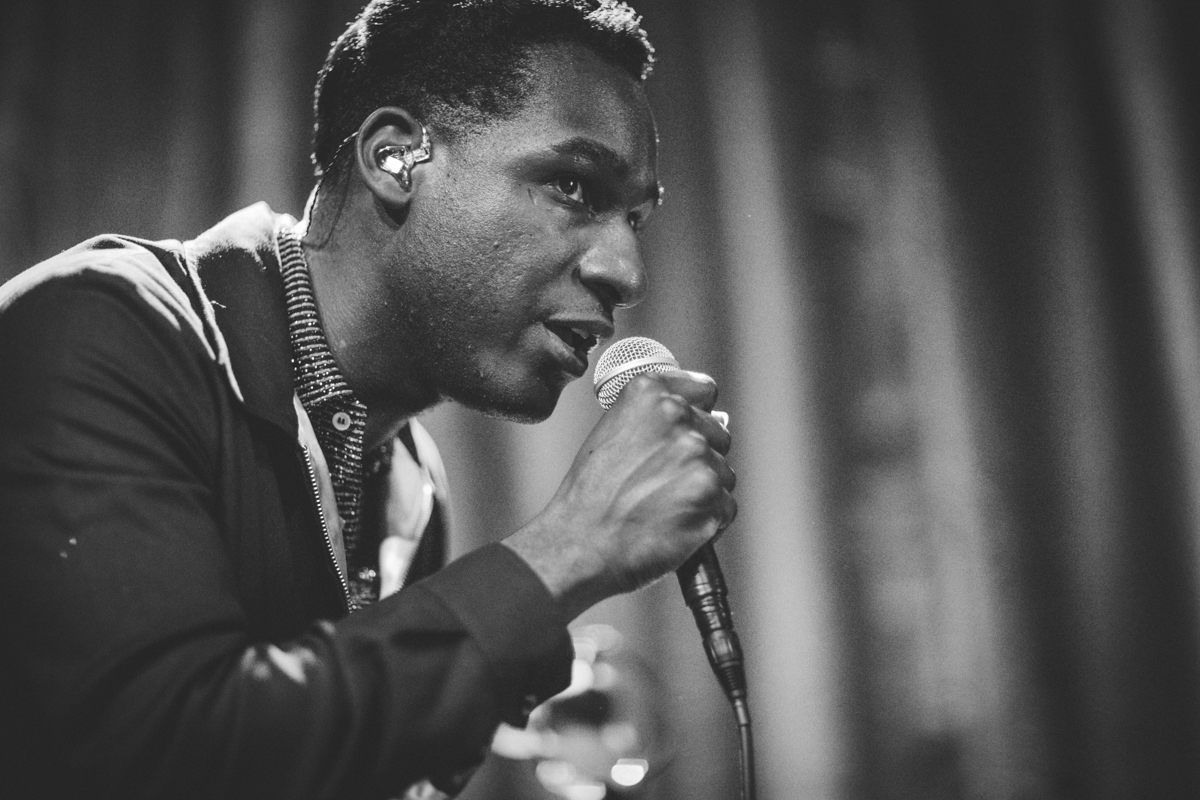 IMG_6638 Leon Bridges - Rough Trade NYC rough trade leon bridges bowery presents