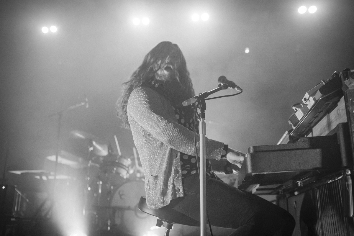 IMG_8194 J Roddy Walston and the Business J Roddy Walston brooklyn steel bowery presents