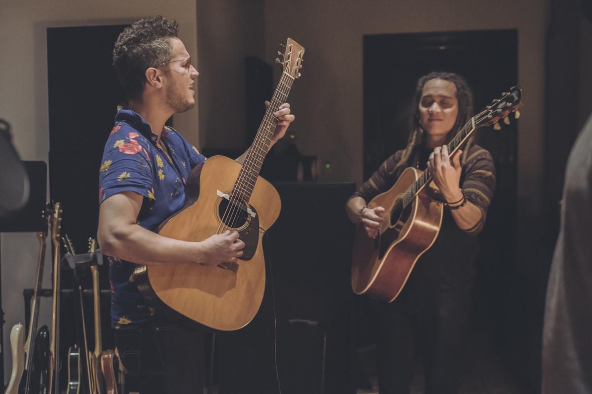 IMG_8629 Vicente García - Spotify Singles Vicente García spotify singles spotify recording studio