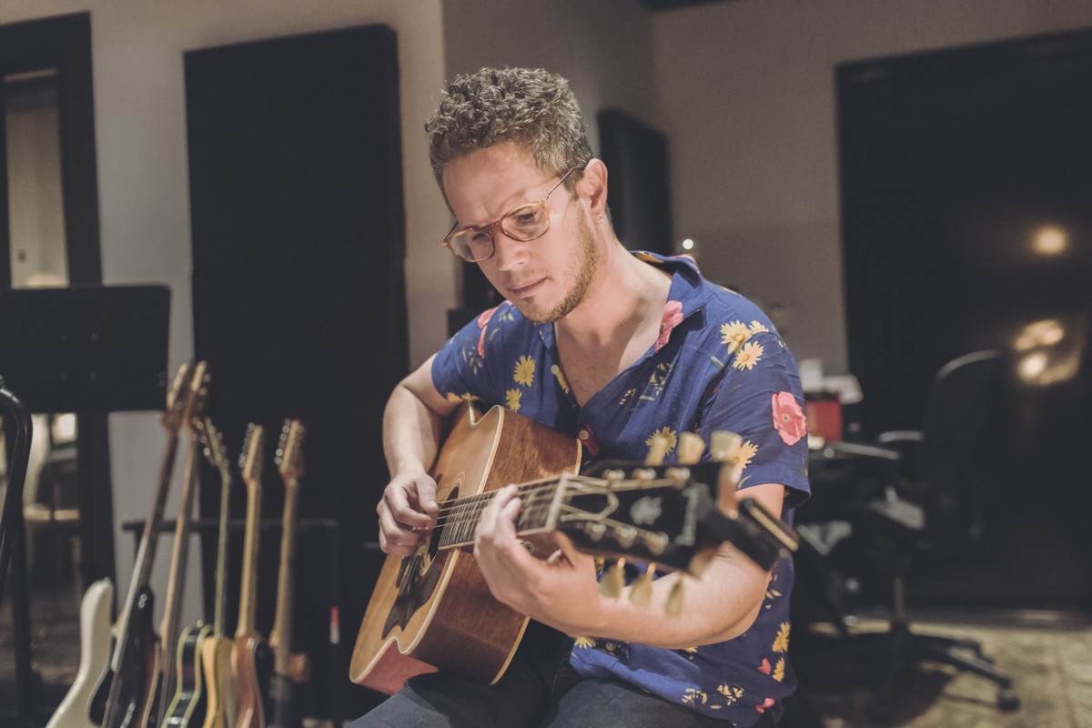 IMG_9111 Vicente García - Spotify Singles Vicente García spotify singles spotify recording studio