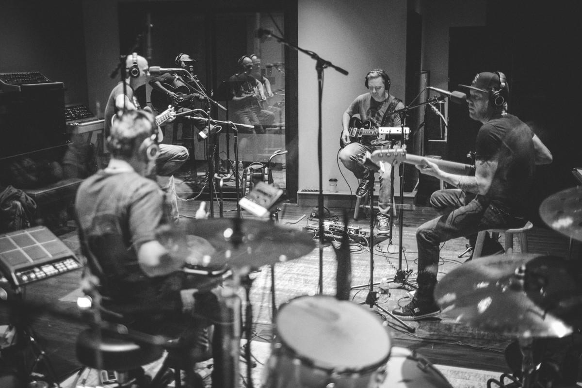 IMG_1103 Jason Aldean spotify singles spotify recording studio jason aldean
