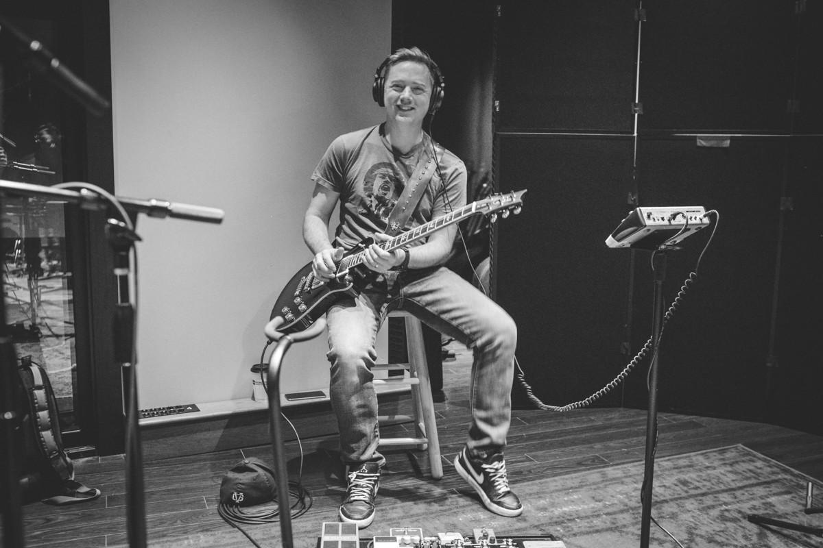 IMG_1111 Jason Aldean spotify singles spotify recording studio jason aldean