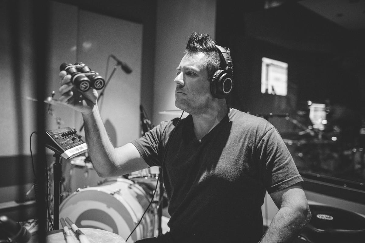 IMG_1157 Jason Aldean spotify singles spotify recording studio jason aldean