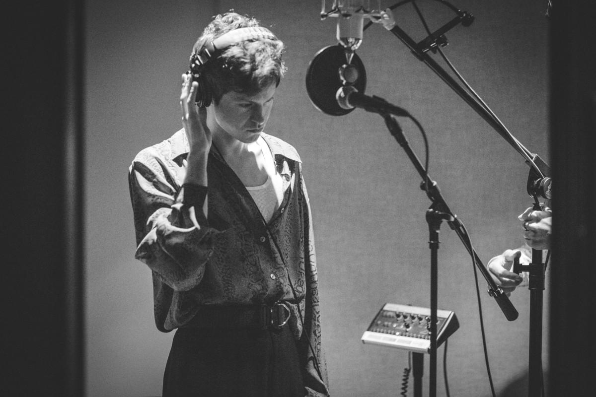IMG_3079 Perfume Genius - Spotify spotify singles spotify recording studio perfume genius