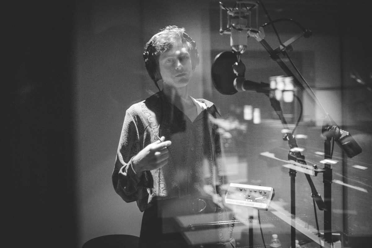 IMG_3141 Perfume Genius - Spotify spotify singles spotify recording studio perfume genius