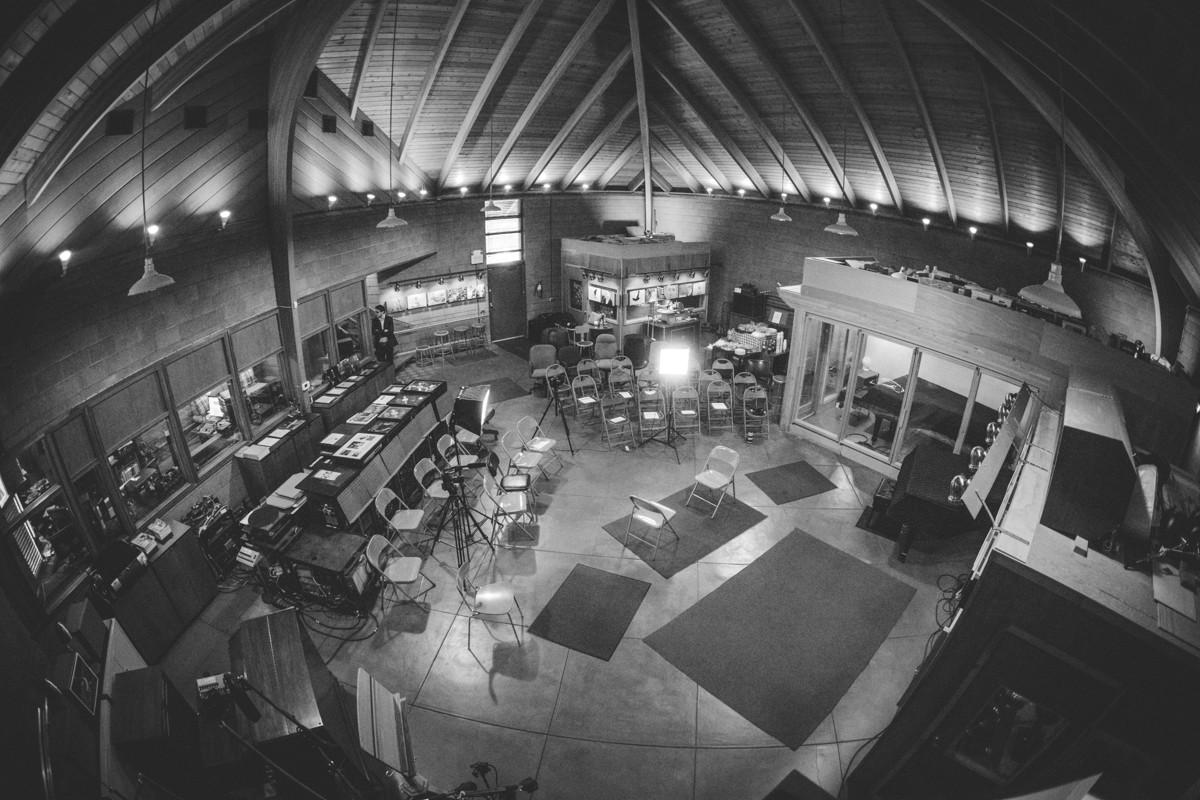 IMG_8841 John Coltrane Listening Event at Van Gelder Studios verve records van gelder studios universal music recording studio Ravi Coltrane john coltrane danny bennett