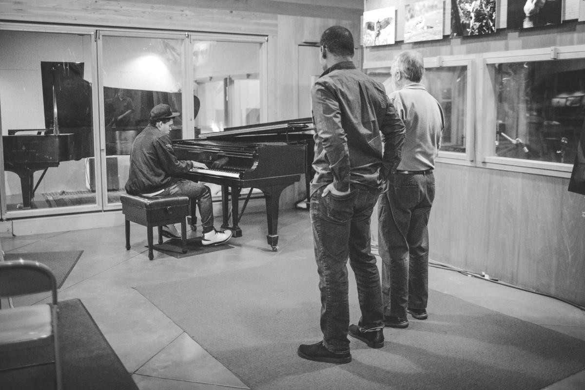 IMG_9206 John Coltrane Listening Event at Van Gelder Studios verve records van gelder studios universal music recording studio Ravi Coltrane john coltrane danny bennett