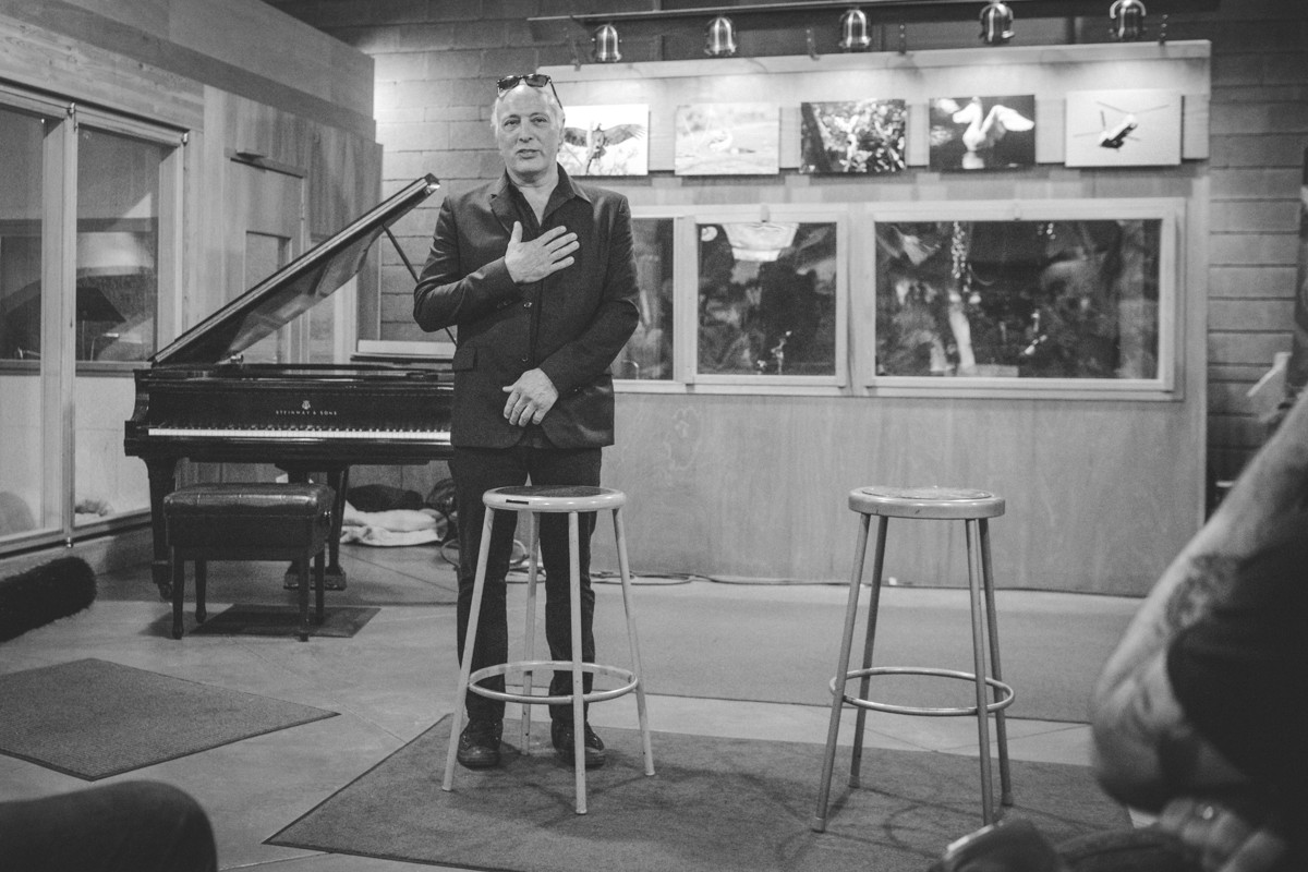 IMG_9632 John Coltrane Listening Event at Van Gelder Studios verve records van gelder studios universal music recording studio Ravi Coltrane john coltrane danny bennett