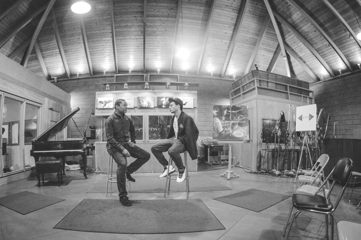 IMG_9904 John Coltrane Listening Event at Van Gelder Studios verve records van gelder studios universal music recording studio Ravi Coltrane john coltrane danny bennett