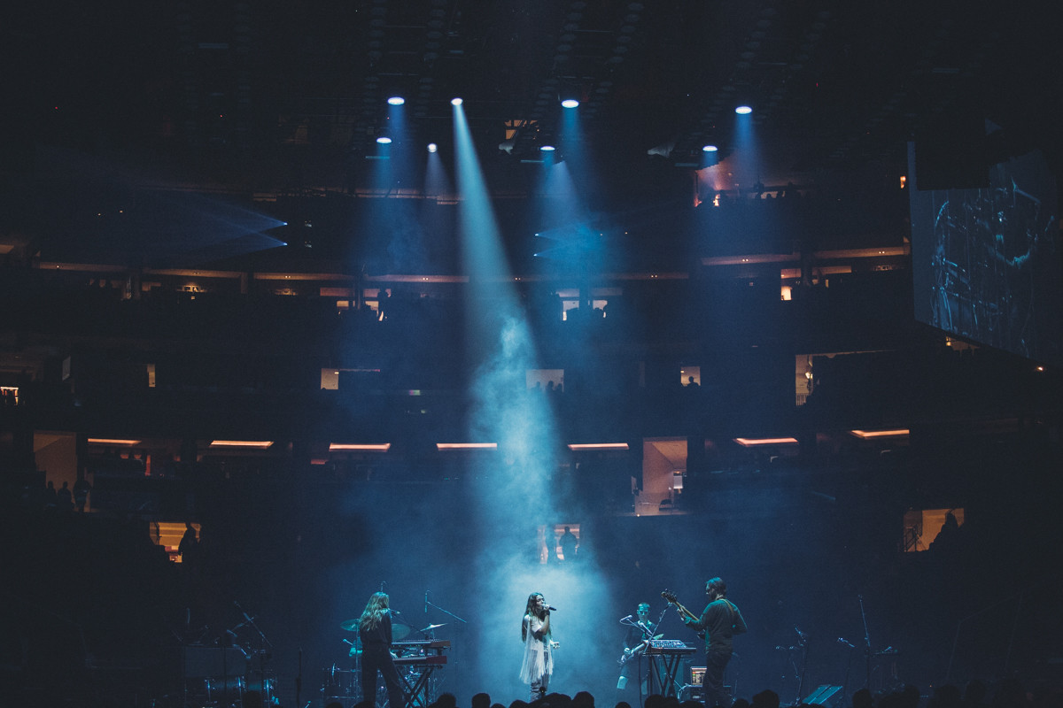 IMG_0791 Maggie Rogers maggie rogers madison square garden