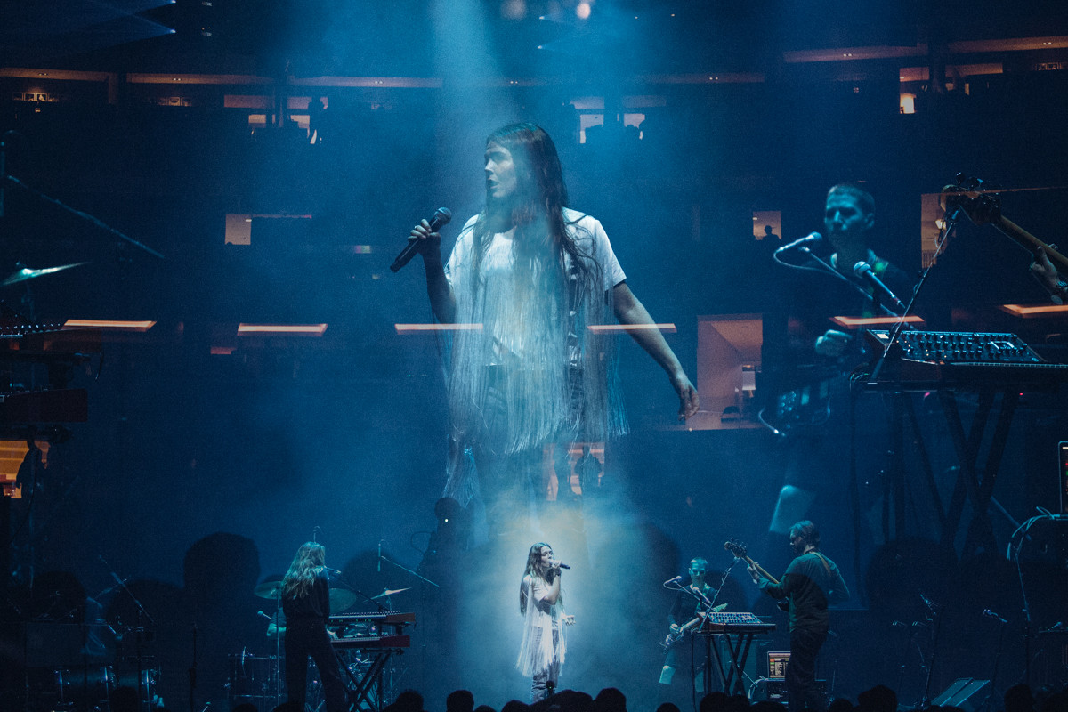 IMG_0796-double Maggie Rogers maggie rogers madison square garden