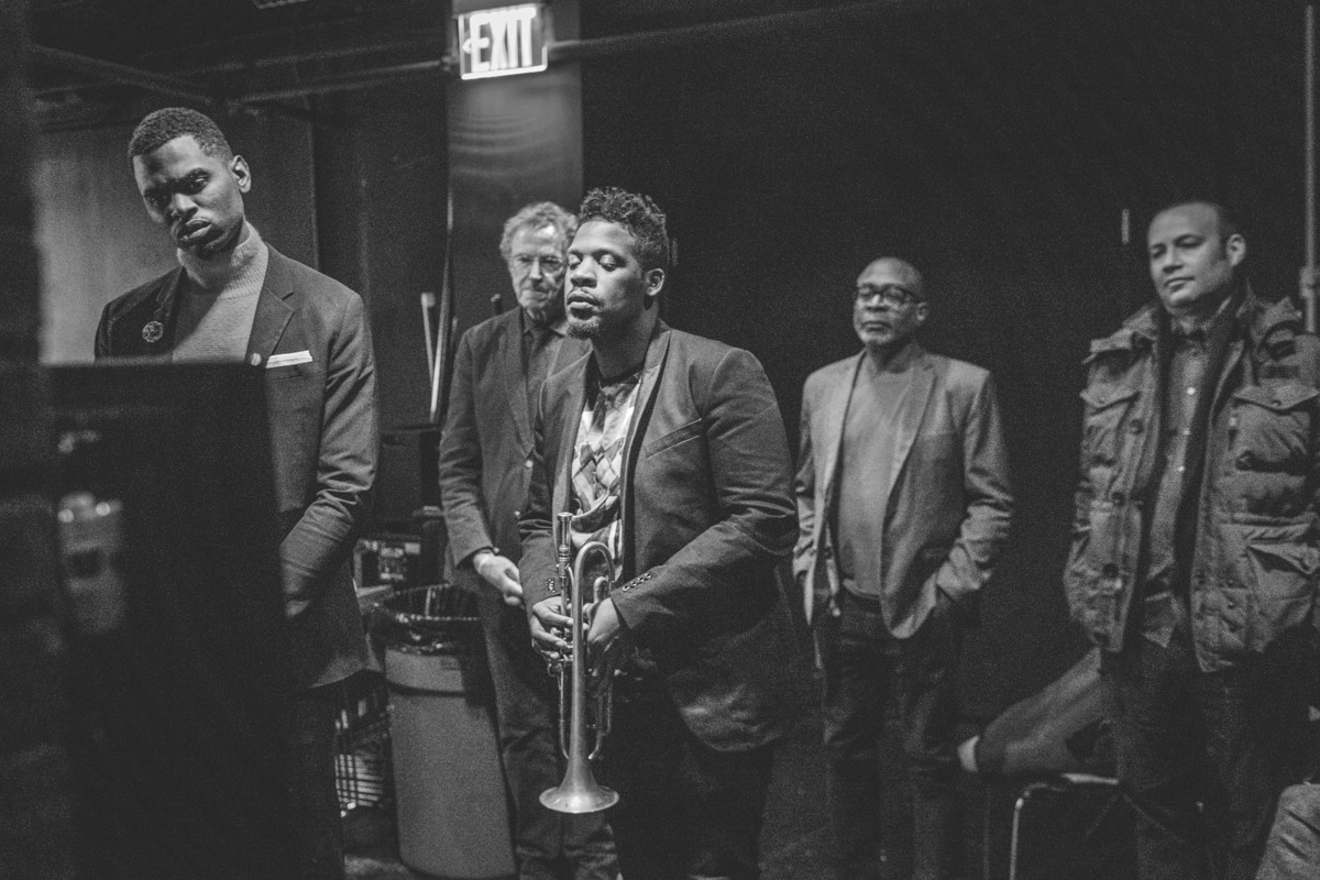 IMG_3672 Impressions of Pepper verve records The Ju Ju Exchange sheen center Matthew Whitaker Mark Guiliana Makaya mccraven Liberty Ellman keyon harrold JD Allen brandee younger